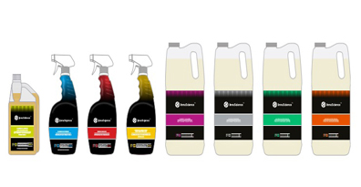 Why a new range of cleaning products?